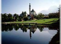 Badesse Reither See mit Kinderspielplatz