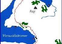 Rigi Lehnenweg trail