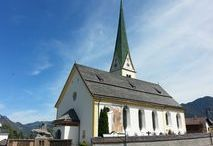 Pfarrkirche Brandenberg zum hl. Georg