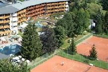 Tennisplatz Hotel Die Post