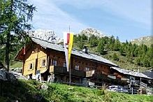 Kalserhütte am  Hochstadel 1.798 m