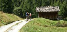 Wanderung zur Trunahütte