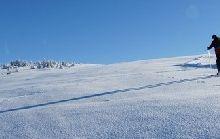 Schneeschuhwanderung mit Pius
