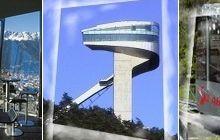 Bergisel Stadium / Ski Jump