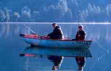 Fishing: Brennsee/Afritzer See