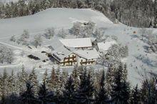 Berghof Sturmgut - Idilli környezet és sípályák