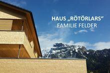 RÖTÖRLARS - Familie Felder