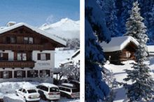 Apart- Pension Haus ARINA Nauders Tirol