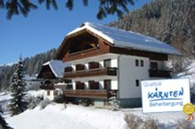 Pension & Appartements RONACHERHOF ***  Bad Kleinkirchheim, Carinthie