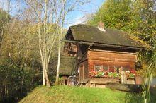 Hütten am Teich Familie Salbrechter