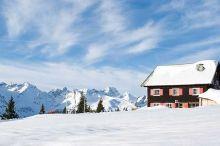 Schneeschuhwanderung zum Neuhornbachhaus ...