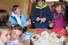 Kinderprogramm - Schaf-Stall-Wolle