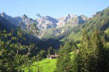 Geführte Bergtour - Zitterklapfen