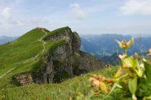 Reizvolles zwischen den Grenzen - Steinmandl (1.982 m)