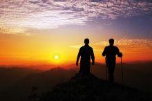 Zum Sonnenaufgang auf die Kanisfluh - ein unvergessliches Erlebnis