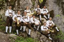 Blasmusik am Berg - Bezauer Dorfmusikanten