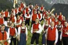 Blasmusik am Berg - Klostner 7ner Partie