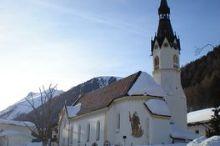 Kirche Mathon, Hl. Sebastian und Rochus