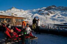 Bergrestaurants in Ischgl