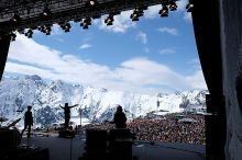 Top of the Mountain Easter Concert mit ANDREAS BOURANI