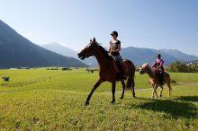 Geführte Pferde- Trekking Tour