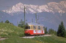 Stubaital Tram
