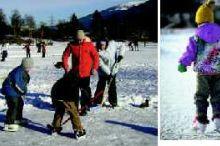 Eislaufplatz Natters