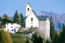 Kirche St. Kathrein in Navis