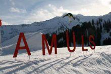 Snowpark Damüls X GAME of go-shred