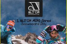 1. ALTON MINI-Shred Day