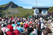 Älpler- & Dankmesse auf der Alpe Stafel