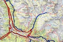Berg-Radl-Weg Innervillgraten/Villgratental