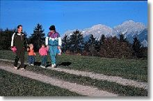 Peter-Anich-hiking trail