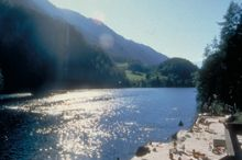Badeanstalt Piburgersee