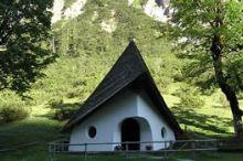 Kapelle im Falzthurntal