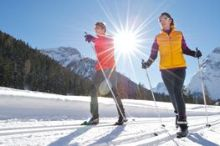 Cross-Country Skiing Tracks in Pertisau