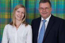 Dr. Alfred und Dr. Katharina Fergerl