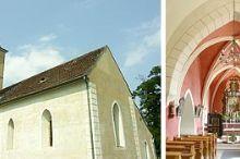 Kapelle und alte Burganlage