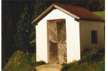 Kapelle bei Bergmann - Äußerst