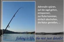 Fischereizubehör, -lizenzen
