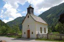 Herz-Jesus Kapelle in Ströden