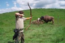 Bogensport Stoneface-Archery