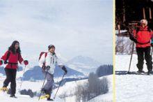 Schneeschuhtour Niglalm - Schüttbauernalm