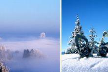 Schneeschuhtour Niglalm - Sonnriss