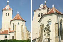 Pfarrkirche Gansbach