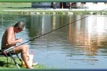 Fischteichanlage