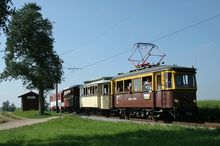 Erlebnisfahrt mit Schiff und Attergaubahn