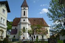 Catholic Church Bad Goisern