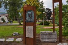 Konrad Deubler Denkmal
