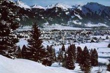 Breitenwang-Waldhof-Lähn Winter